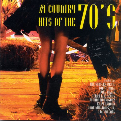 #1 Country Hits of 70s