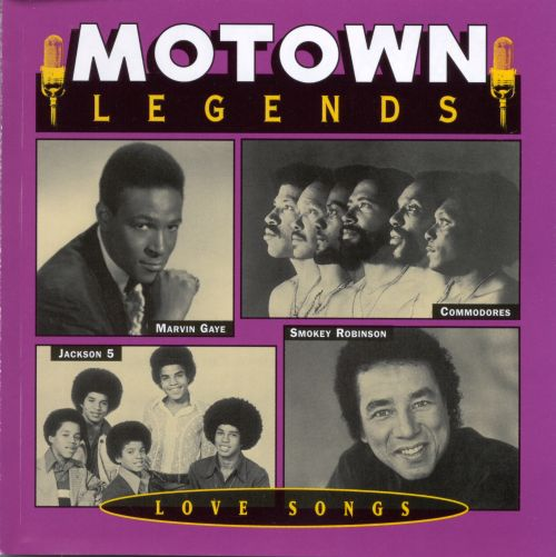 Motown Legends Love Songs Various Artists Songs