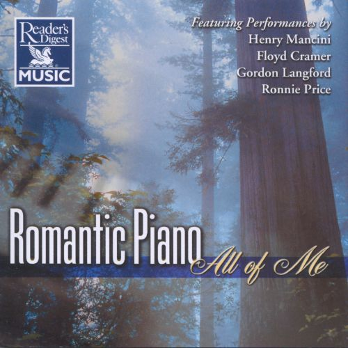 Romantic Piano: All of Me