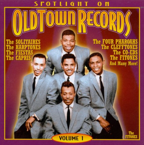 Spotlite on Old Town Records, Vol. 1