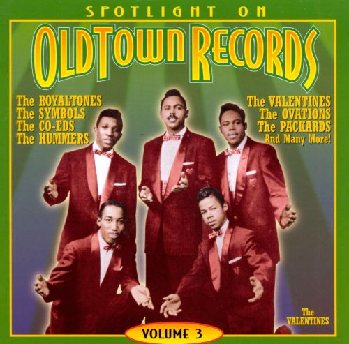 Spotlite on Old Town Records, Vol. 3