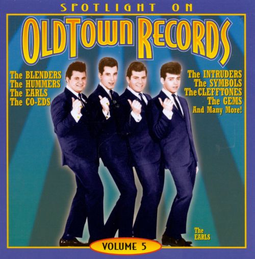 Spotlite on Old Town Records, Vol. 5
