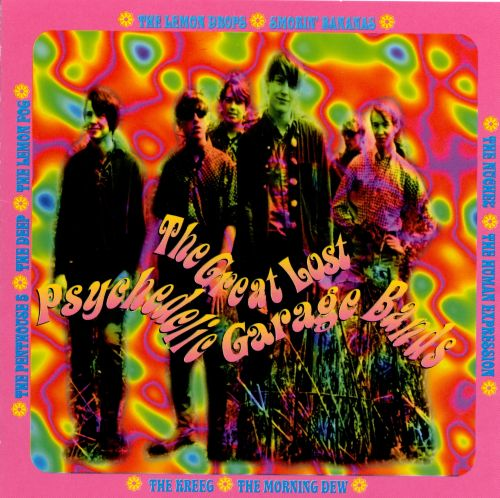 Green Crystal Ties, Vol. 9: The Great Lost Psychedelic Garage Bands