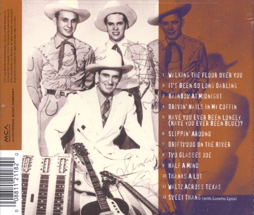 20th Century Masters-The Millennium Collection: The Best of Ernest Tubb