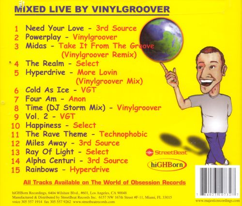 The World of Vinylgroover, Part 2