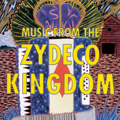 Music from the Zydeco Kingdom