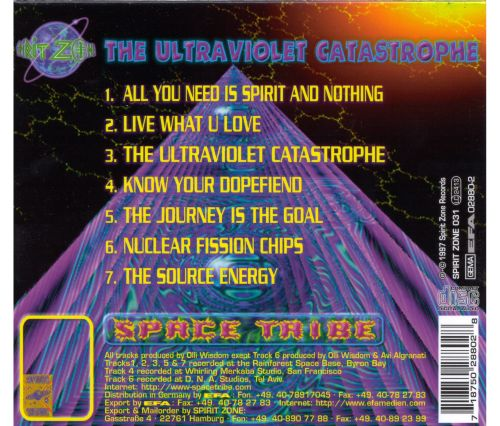 The Ultraviolet Catastrophe