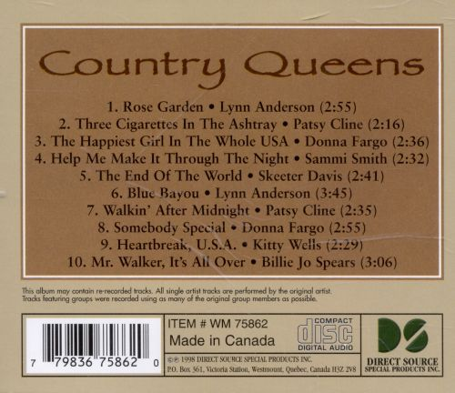 Country Queens [Direct Source]