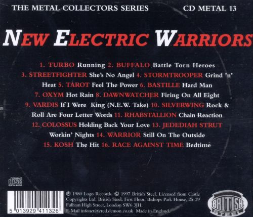 New Electric Warriors