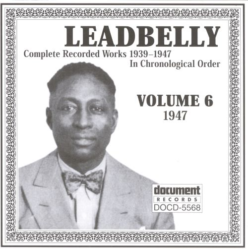 Complete Recorded Works, Vol. 6 (1947)