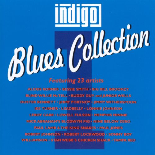 Indigo Blues Collection