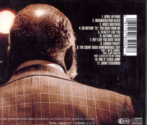 The Best of Count Basie [Denon]