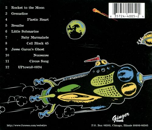 Rocket to the Moon
