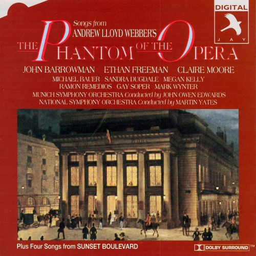 Songs from the Phantom of the Opera