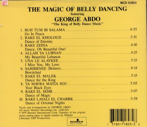 The Magic Art of Belly Dancing