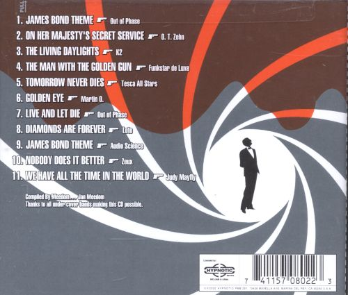 An Electronica Tribute to James Bond