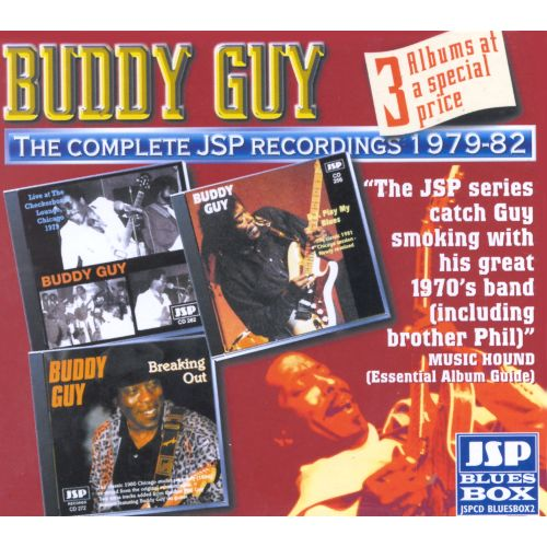 The Complete JSP Recordings: 1979-1982