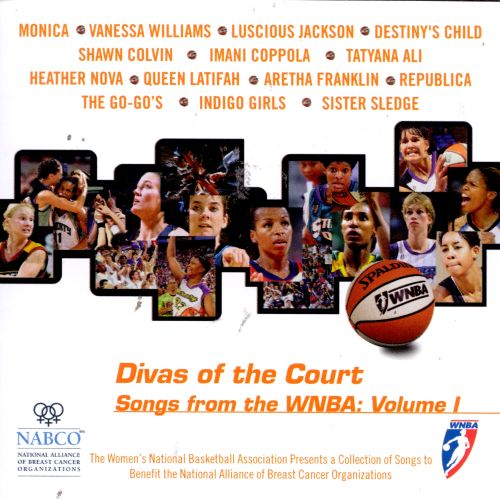 Divas of the Court: Songs from the WNBA, Vol. 1