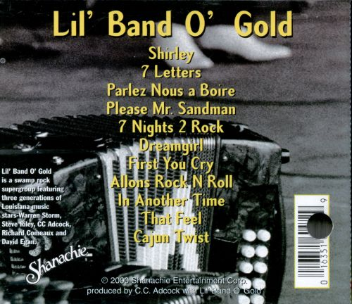 Lil' Band O' Gold