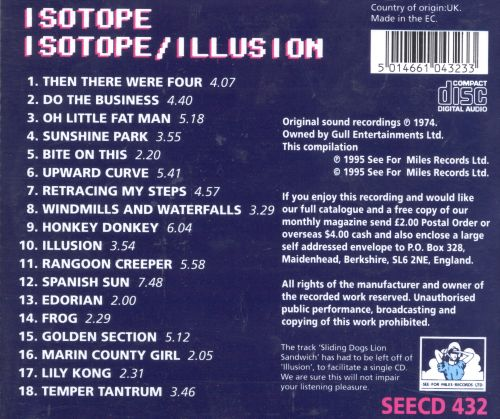 Isotope/Illusion