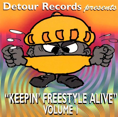 Detour Records: Keepin' Freestyle Alive, Vol. 1