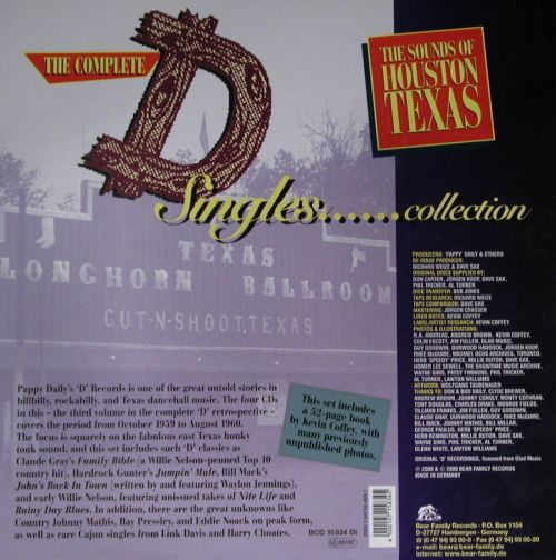 Complete D Singles Collection, Vol. 3