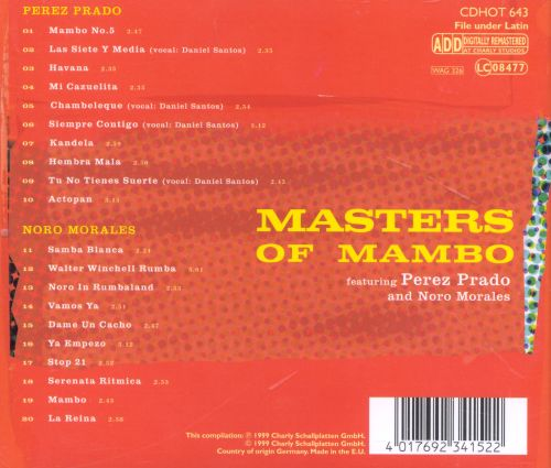 The Masters of Mambo