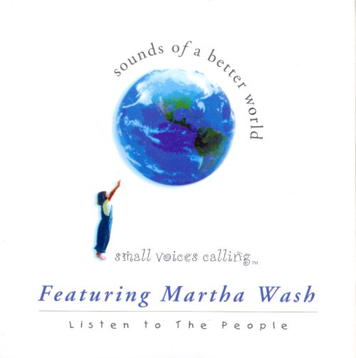 Listen to the People [CD Single]