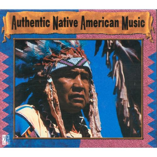 Authentic Native American Music [1999]