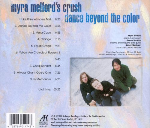 Dance Beyond the Color