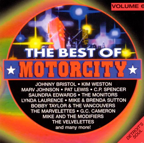 The Best of Motorcity Records, Vol. 6