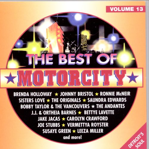 The Best of Motorcity Records, Vol. 13