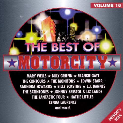 The Best of Motorcity Records, Vol. 16