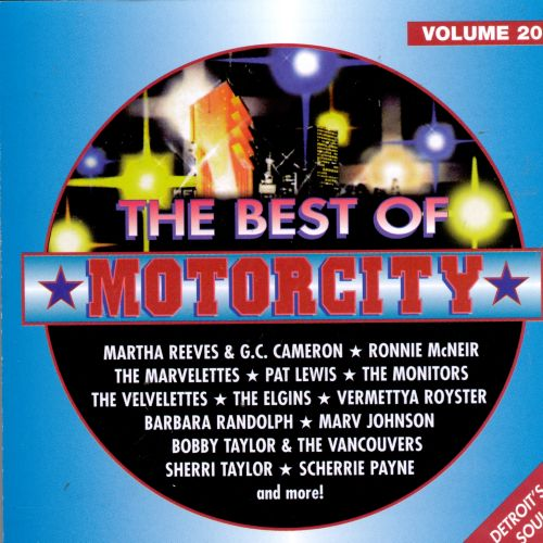The Best of Motorcity Records, Vol. 20