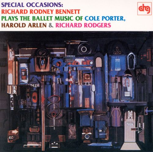 Special Occasions: Richard Rodney Bennett Plays the Ballet Music of Cole Porter, Harold