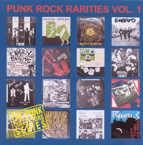Punk Rock Rarities, Vol. 1
