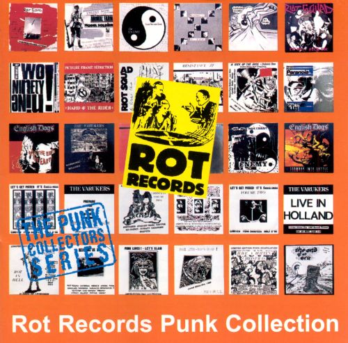 Rot Records: Punk Singles Collection