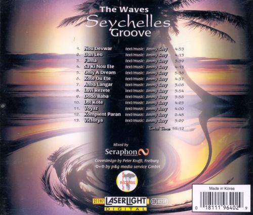 The Waves: Seychelles Groove