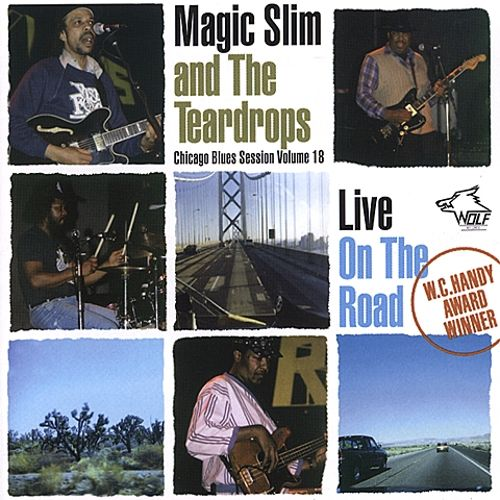 Chicago Blues Session, Vol. 18: Live on the Road
