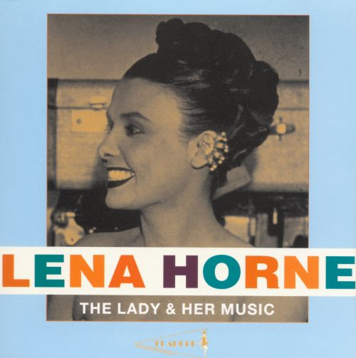 Image result for singer lena horne album the lady and her music