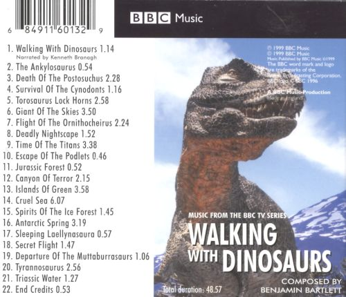 Walking with Dinosaurs [BBC]