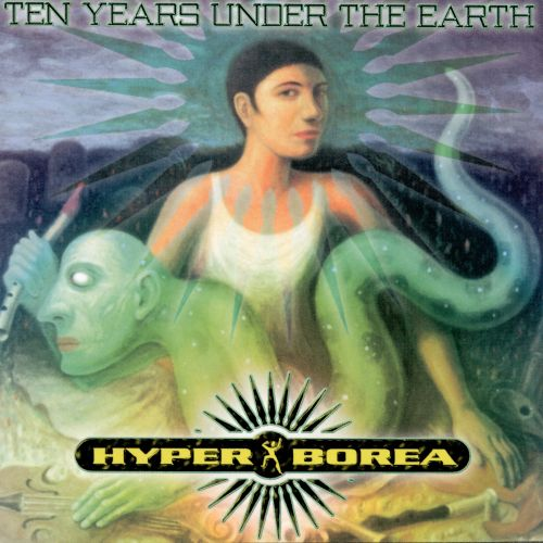Ten Years Under the Earth