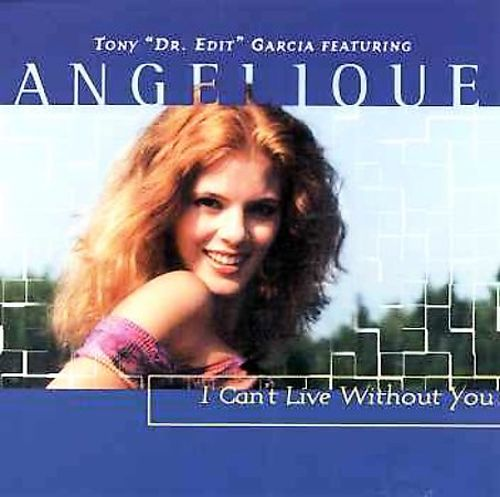 I Can't Live Without You [Single]