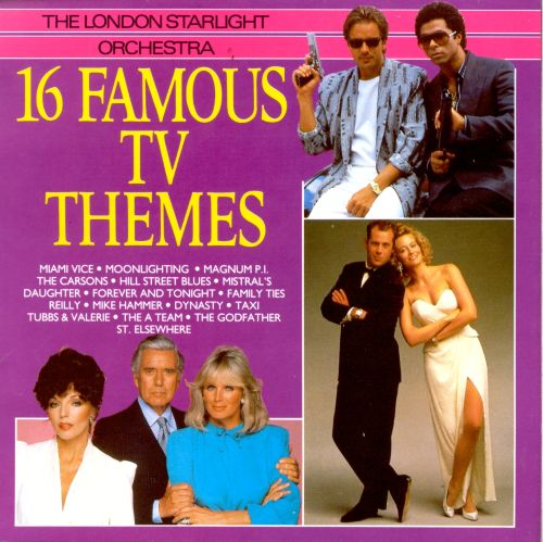 16 Famous TV Themes