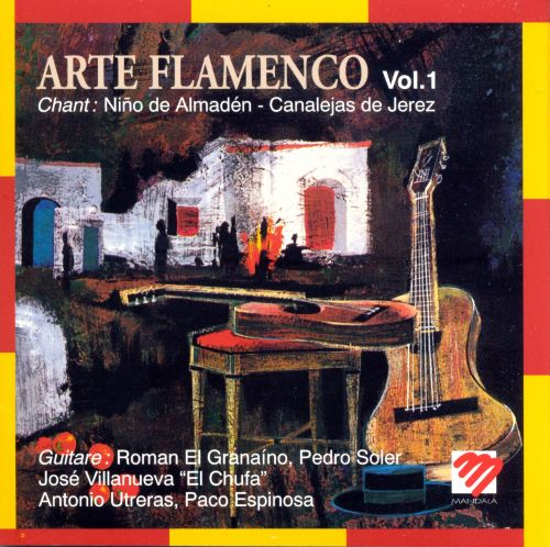 Arte Flamenco, Vol. 1 (Flamenco Guitar Works)