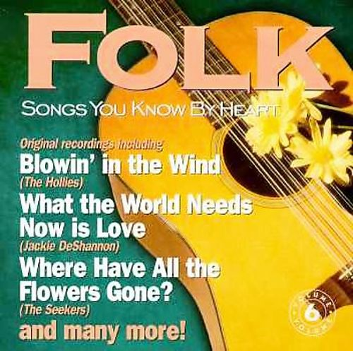 Songs You Know by Heart: Folk