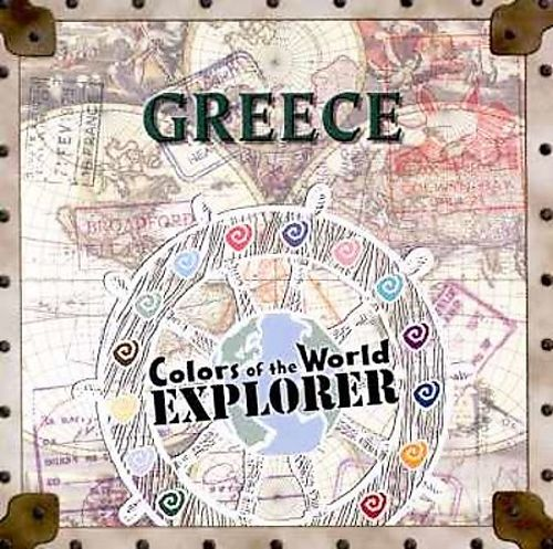 Colors of the World: Greece