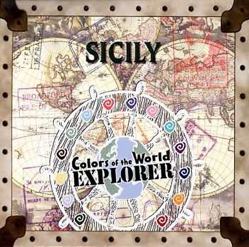 Colors of the World: Sicily