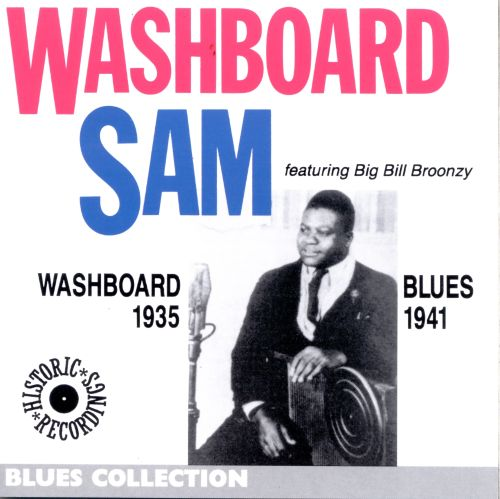 Washboard Blues 1935-1941