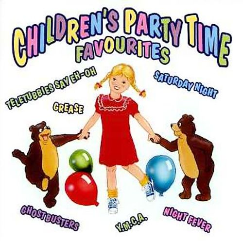 Childrens Party Time Favourites